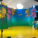 Cho thuê khung backdrop - Thi Công Backdrop Chuyên Nghiệp